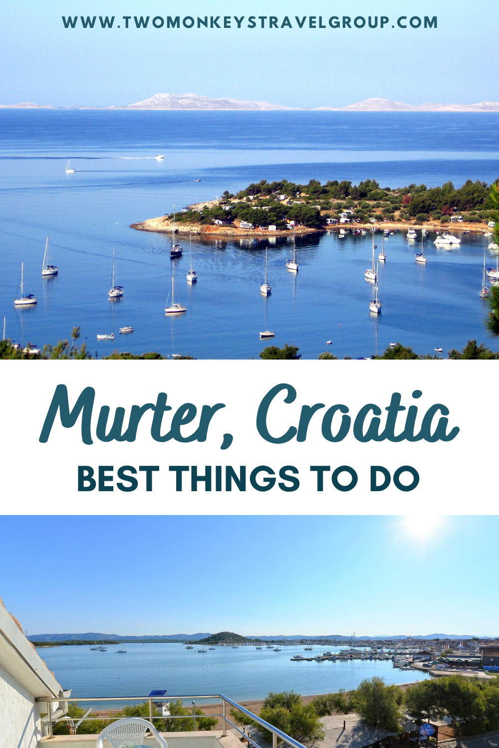 5 Best Things to do in Murter, Croatia and Where to Stay