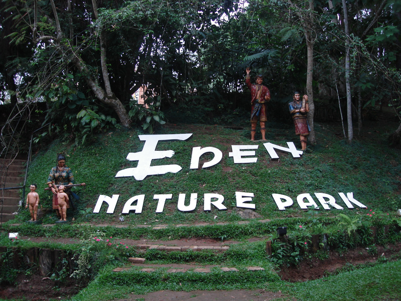 5 Parks to Visit in Davao City, Philippines (Things to do in Davao City) 09