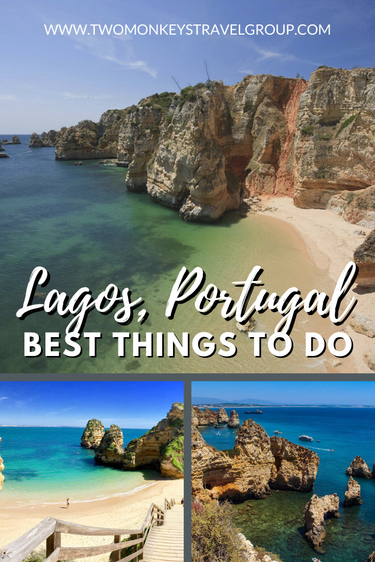 6 Best Things to do in Lagos, Portugal and Where to Stay