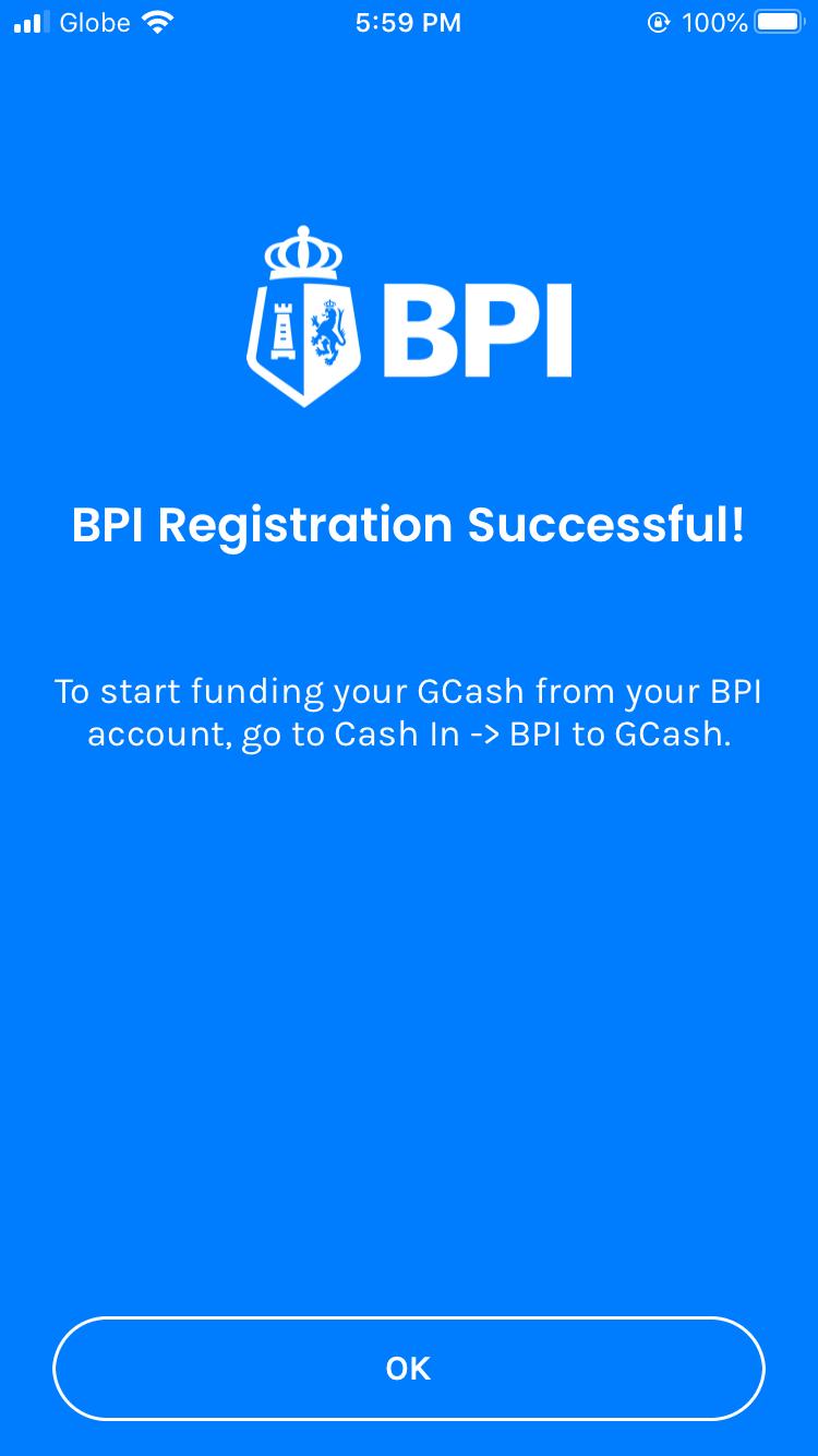 BPI to GCash (Transferring Money from your BPI Bank Account to GCash) 05