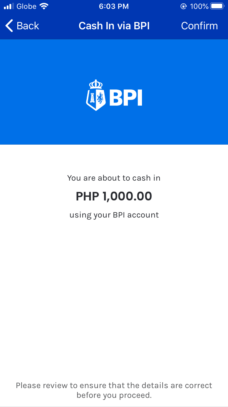 BPI to GCash (Transferring Money from your BPI Bank Account to GCash) 08