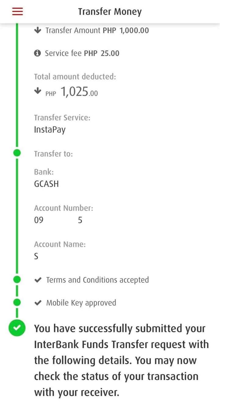 BPI to GCash (Transferring Money from your BPI Bank Account to GCash) 14