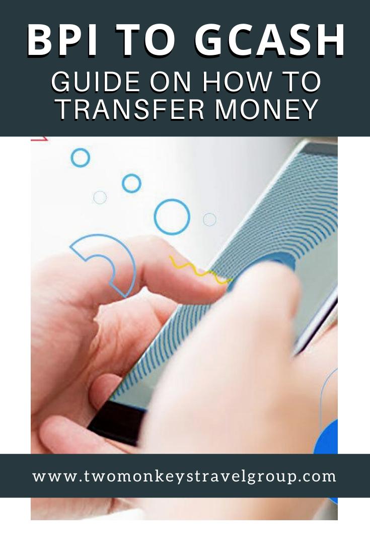 BPI to GCash (Transferring Money from your BPI Bank Account to GCash)