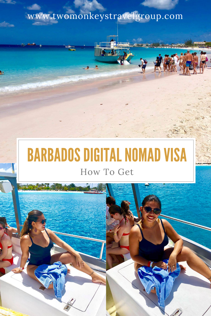 Barbados Welcome Stamp How To Get a 12 month Barbados Digital Nomad Visa