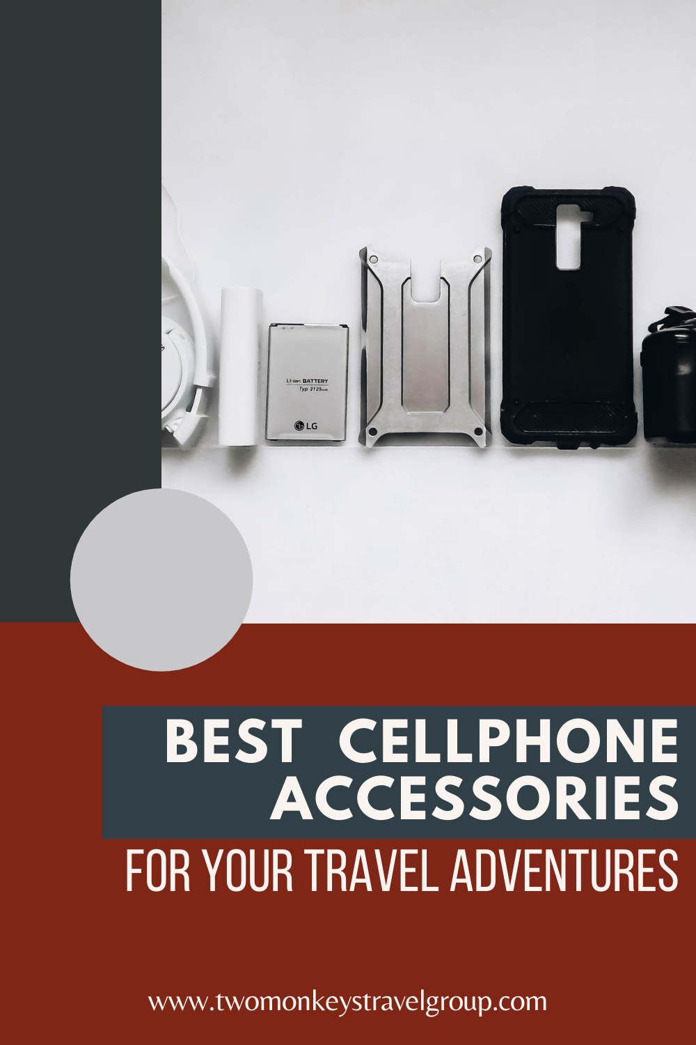 Best 10 Cellphone Accessories for Your Travel Adventures