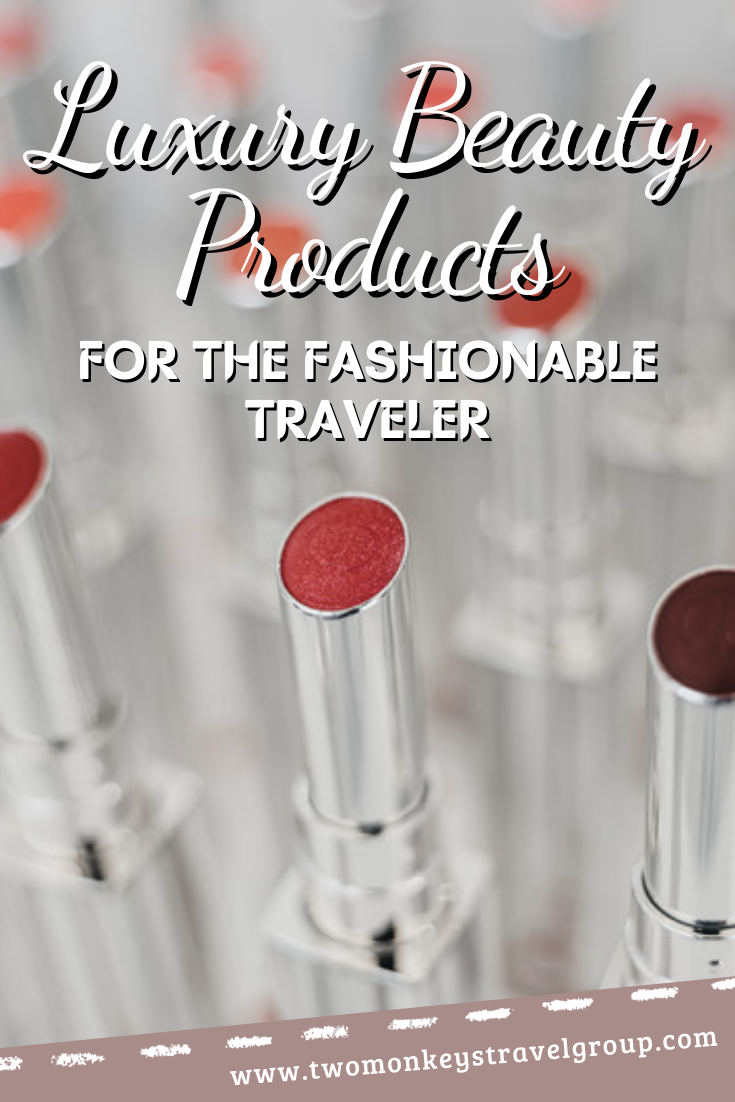 Best 10 Luxury Beauty Products for the Fashionable Traveler