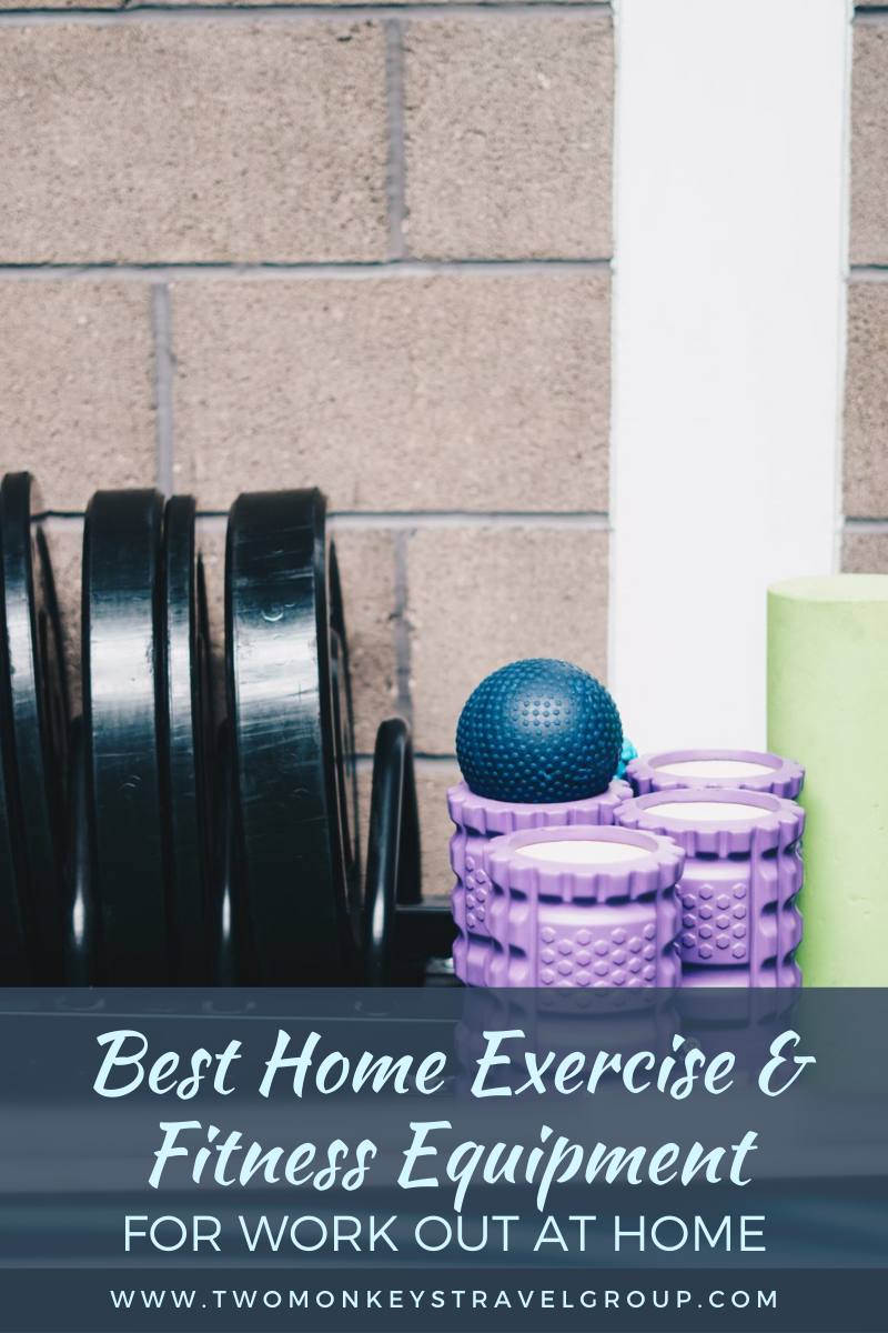 Best Home Exercise & Fitness Equipment to Work out at Home