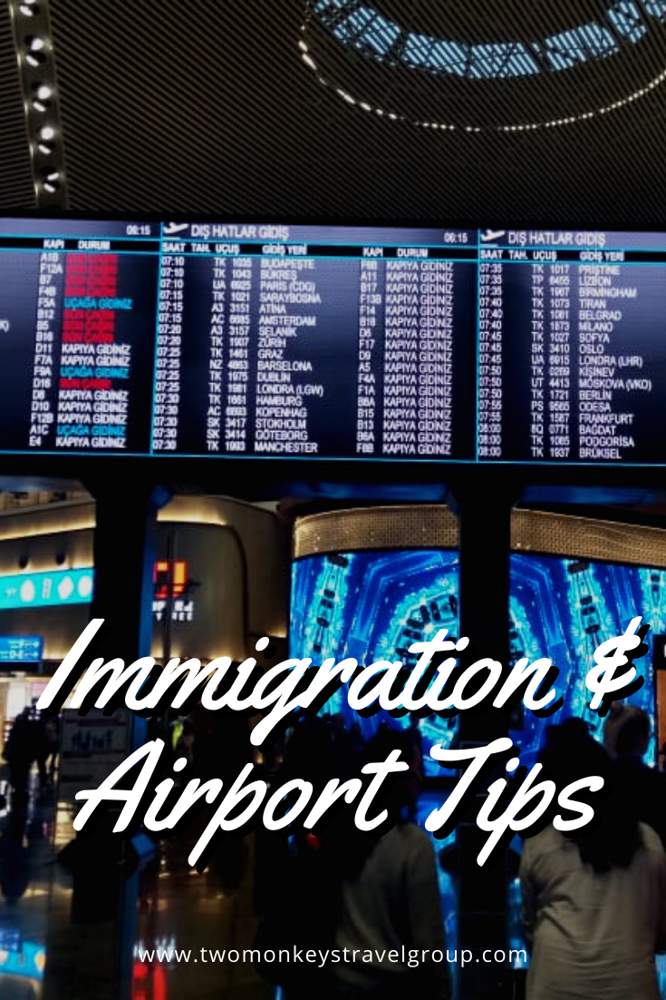 First Time Traveling Abroad - Philippine Immigration & Airport Tips
