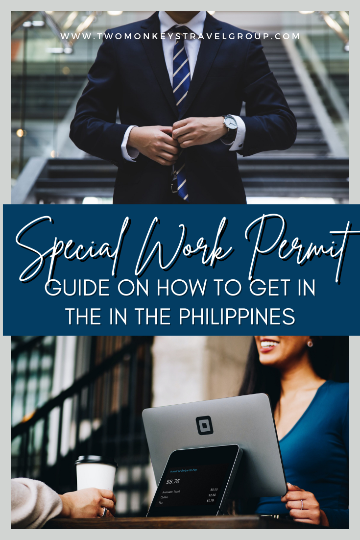 Getting a Special Work Permit – Foreigners Working Temporarily in the Philippines