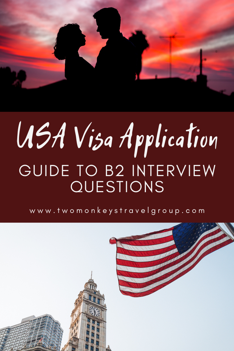 Guide to B2 Interview Questions USA Visa Application To Visit Boyfriend or Girlfriend