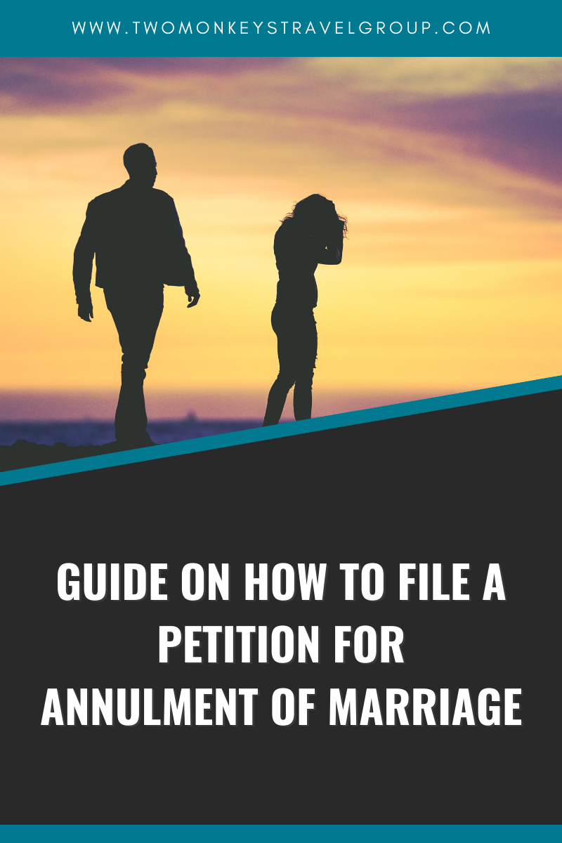How To File a Petition for Annulment of Marriage in the Philippines
