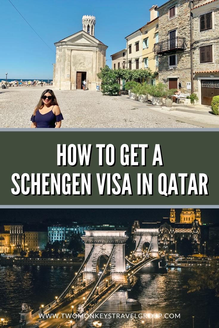 How To Get A Schengen Visa in Qatar (Residents in Qatar)