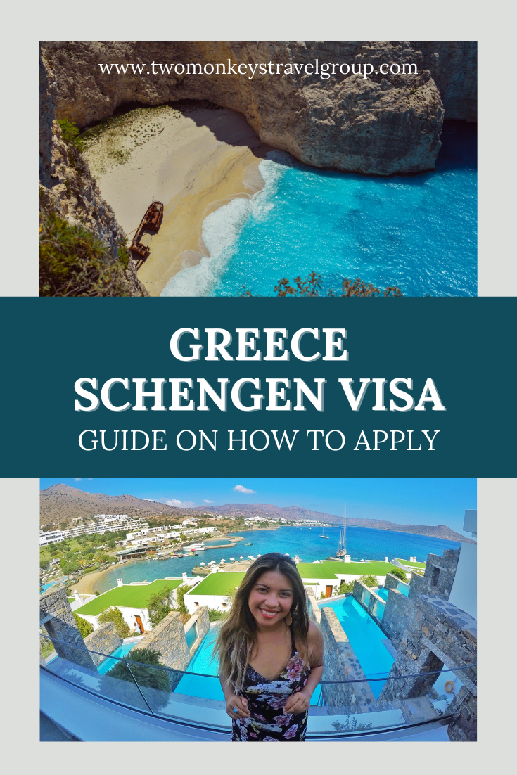How to Apply for a Schengen Greece Visa with your Philippine Passport