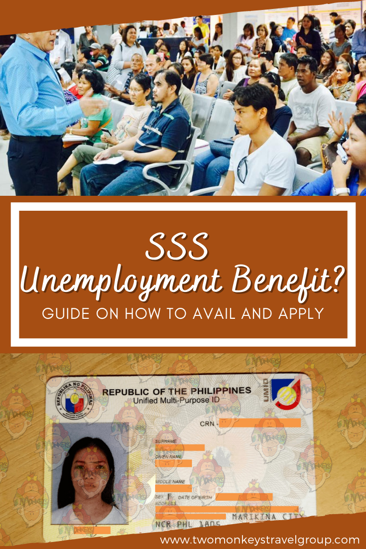How to Avail and Apply for SSS Unemployment Benefit