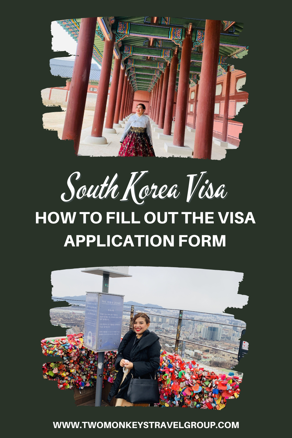 How to Fill Out a South Korea Visa Application Form [Step by Step Guide]