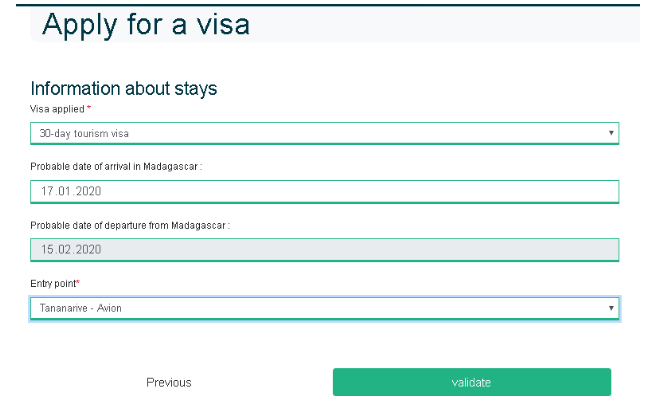 How to Get a Madagascar EVisa for Filipinos and Other Nationalities 05