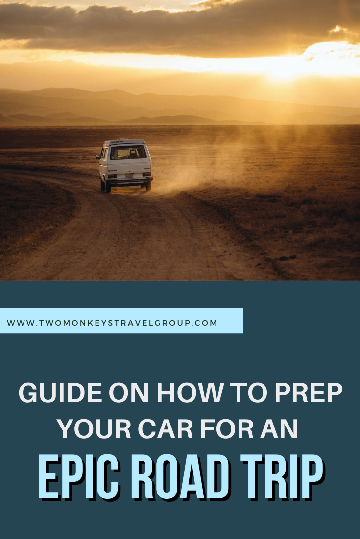How to Prep Your Car for an Epic Road Trip