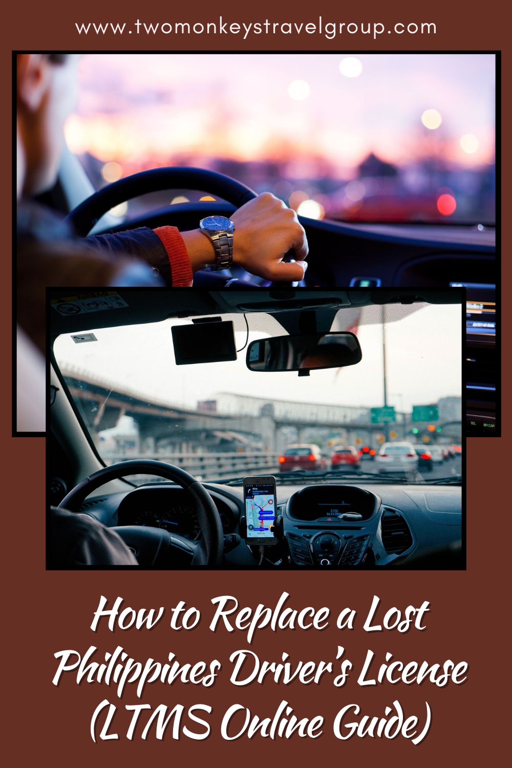 How to Replace a Lost Philippines Driver's License (LTMS Online Guide)