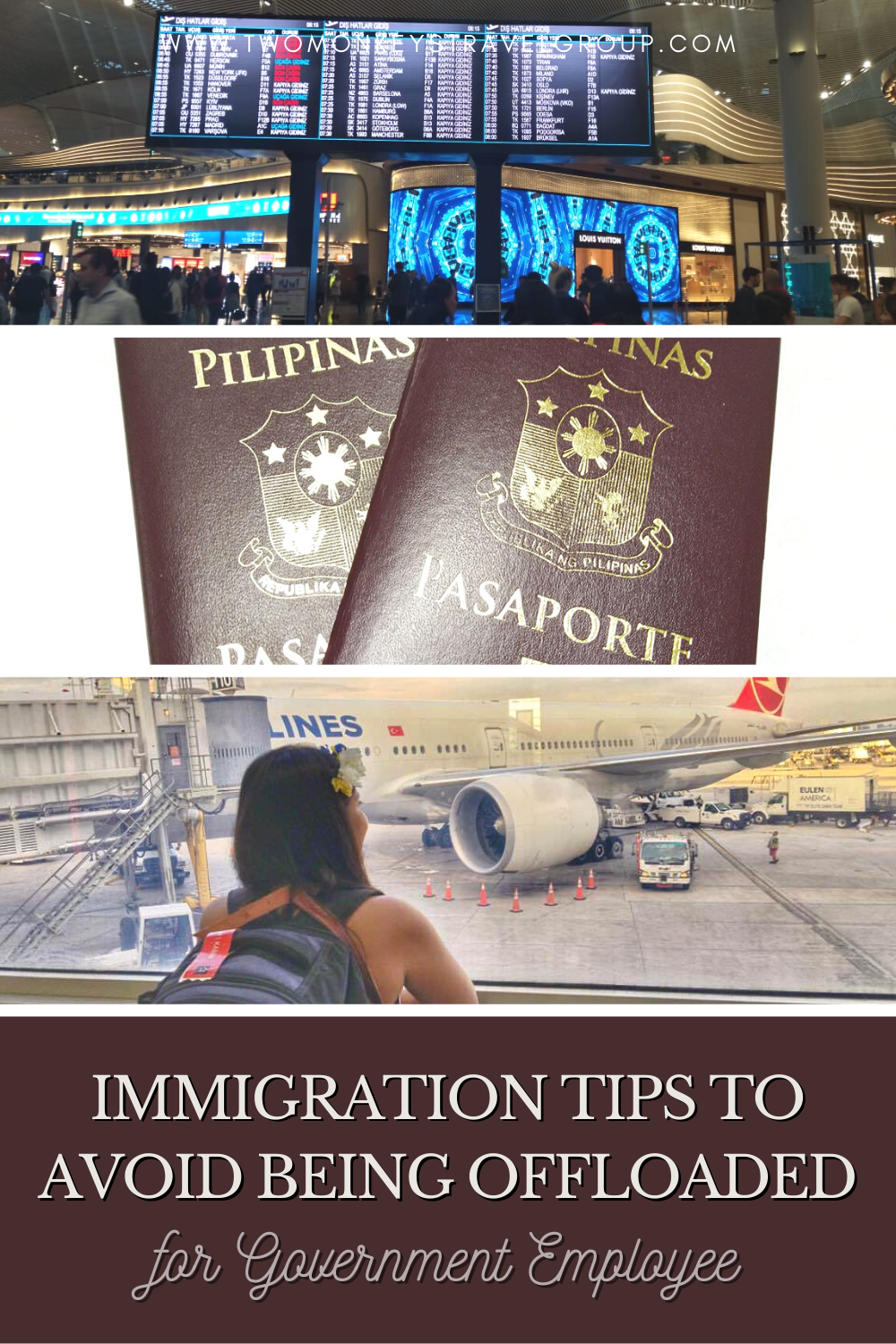 Philippine Government Employee Immigration Tips to Avoid Being Offloaded