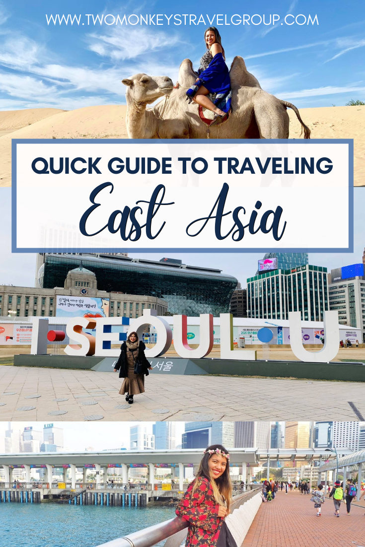 Quick Guide to Traveling East Asia for Filipinos (Visas and Tips)