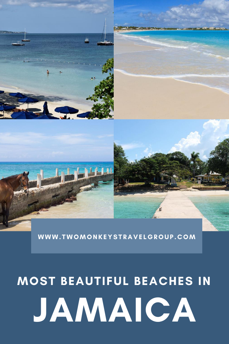 The Top 10 Most Beautiful Beaches in Jamaica