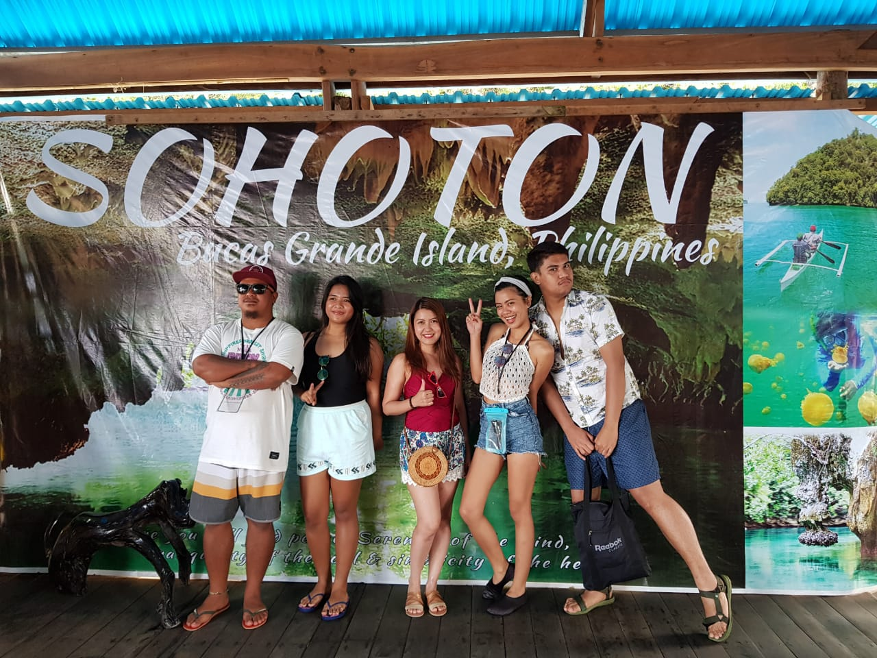 Sohoton Cove Travel Guide, Burgas Grande, Surigao North, Philippines