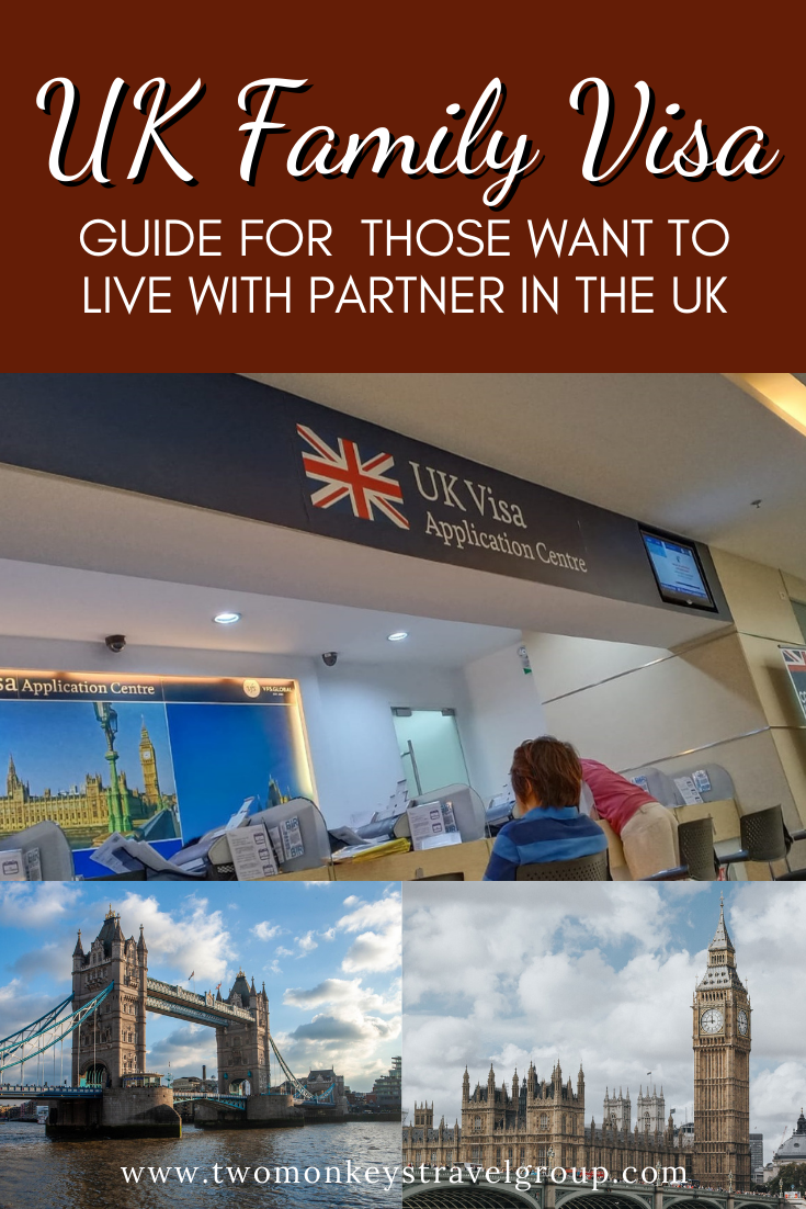 UK Family Visa for Filipinos who want to live with Partner in the UK