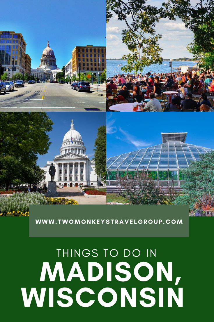 15 Things to do in Madison, Wisconsin [With Suggested 3 Day Itinerary]