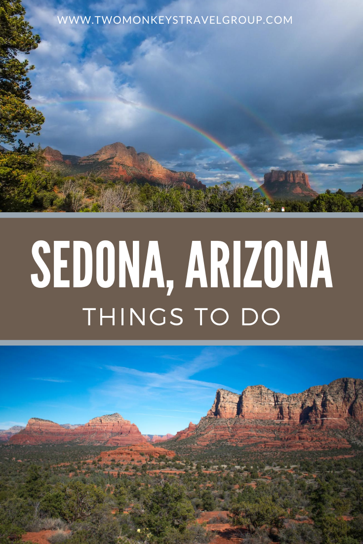 15 Things to do in Sedona, Arizona [With Suggested Tours]