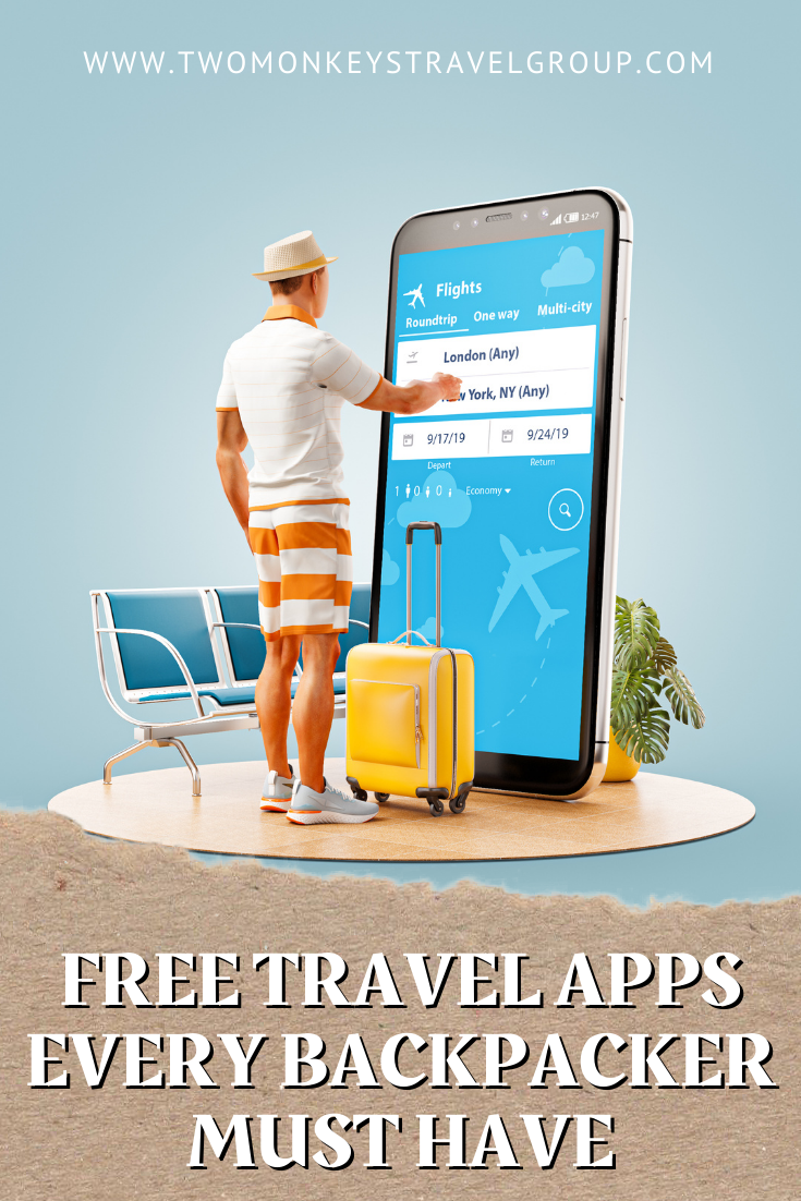 20 Free Travel Apps Every Backpacker Must Have3