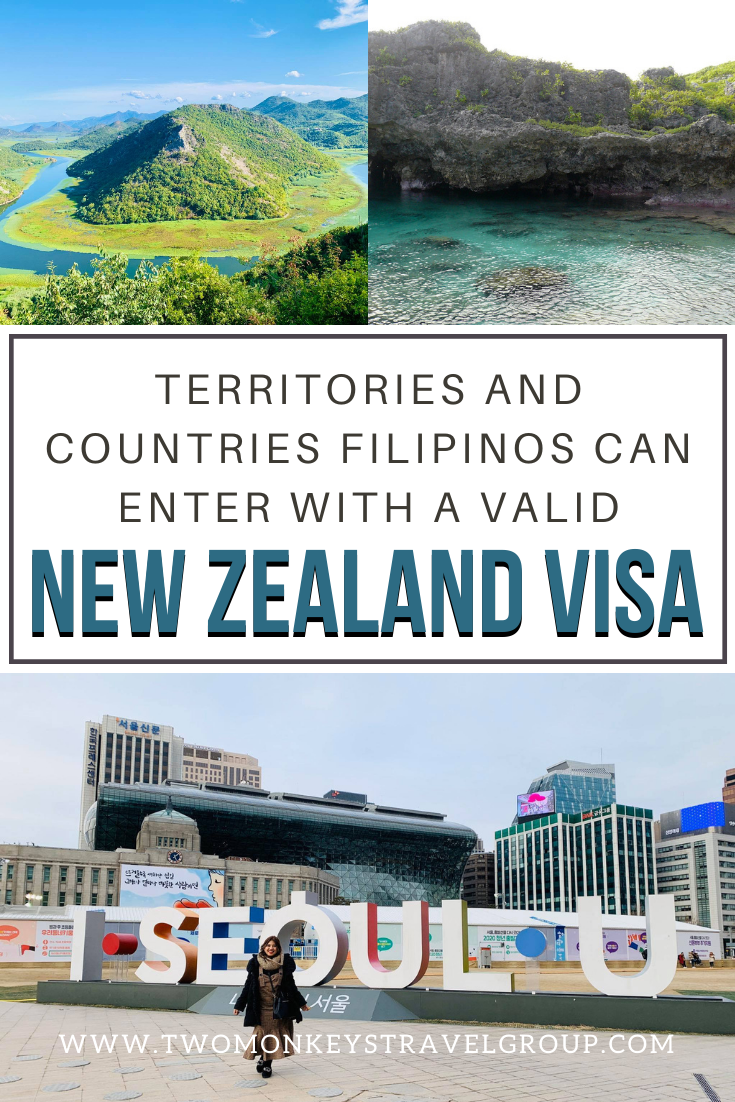 4 Territories and Countries Filipinos Can Enter with a Valid New Zealand Visa