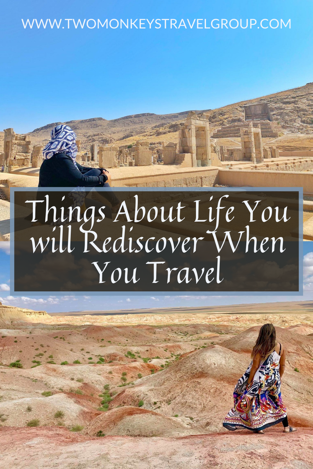 7 Things About Life You will Rediscover When You Travel