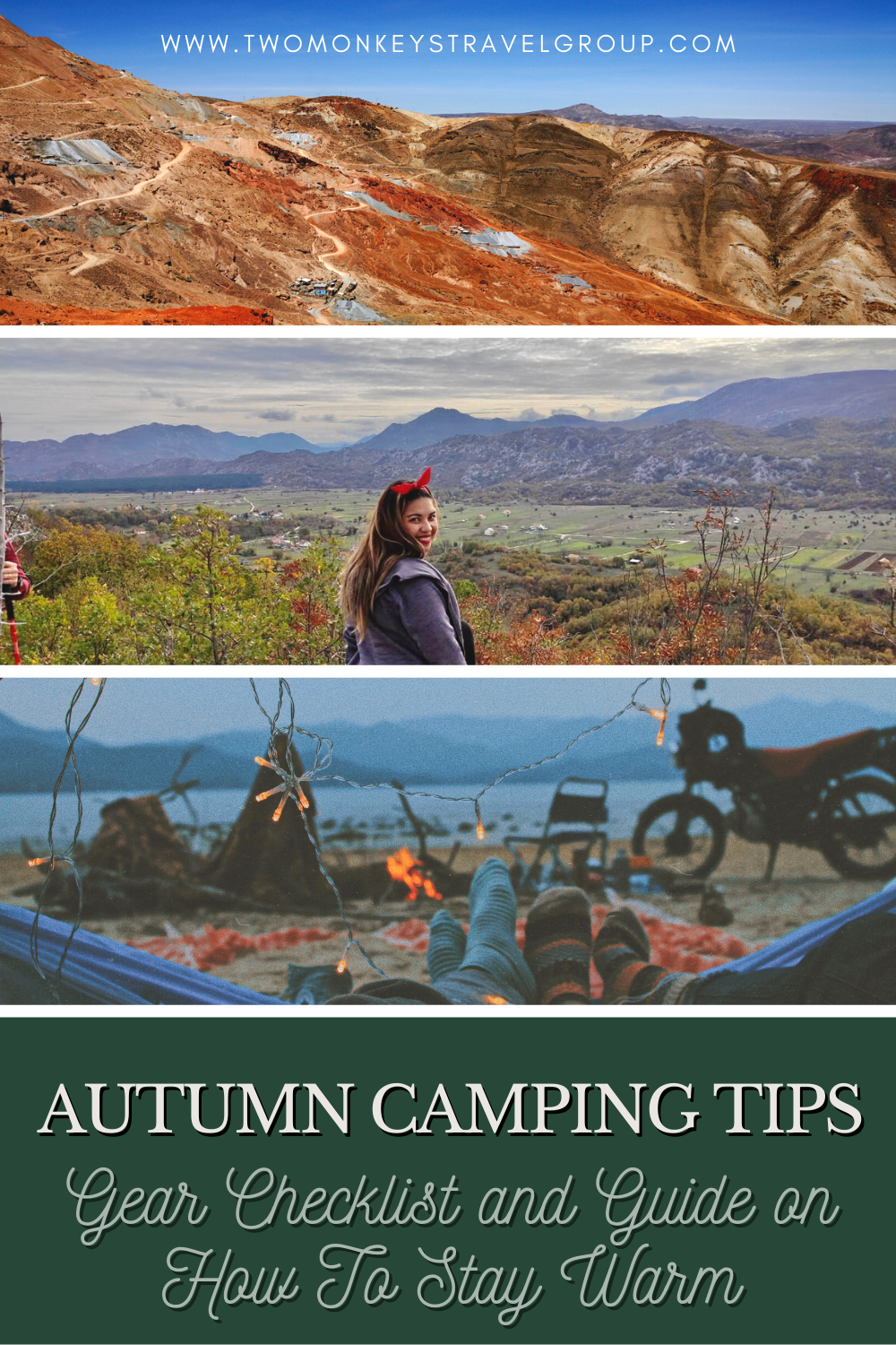 Autumn Camping Tips Gear Checklist and Guide on How To Stay Warm During This Season