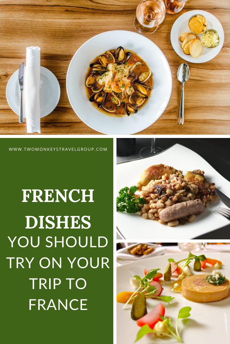French Food Top 12 French Dishes You Should Try on Your Trip to France
