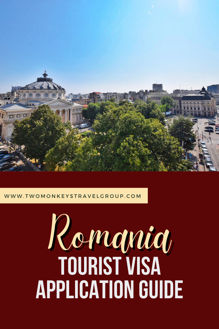 How To Apply for Romania Tourist Visa for Filipinos
