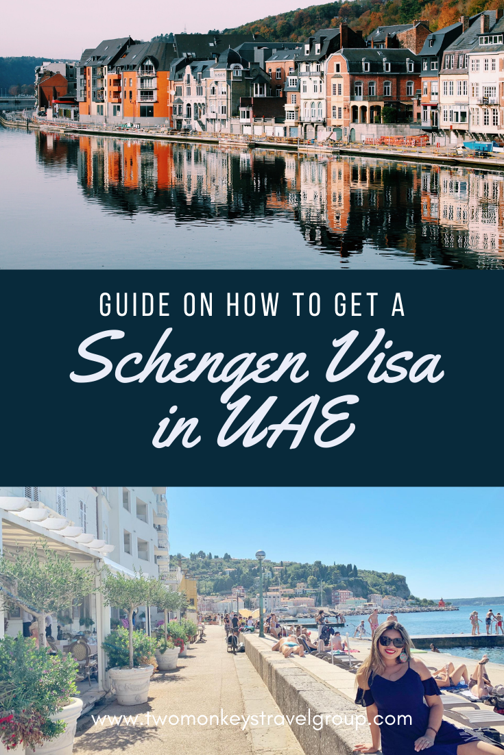 How To Get A Schengen Visa in UAE (For Filipino Residents in UAE)