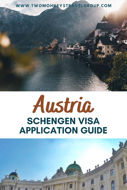 How to Apply for a Schengen Austria Visa for Filipinos