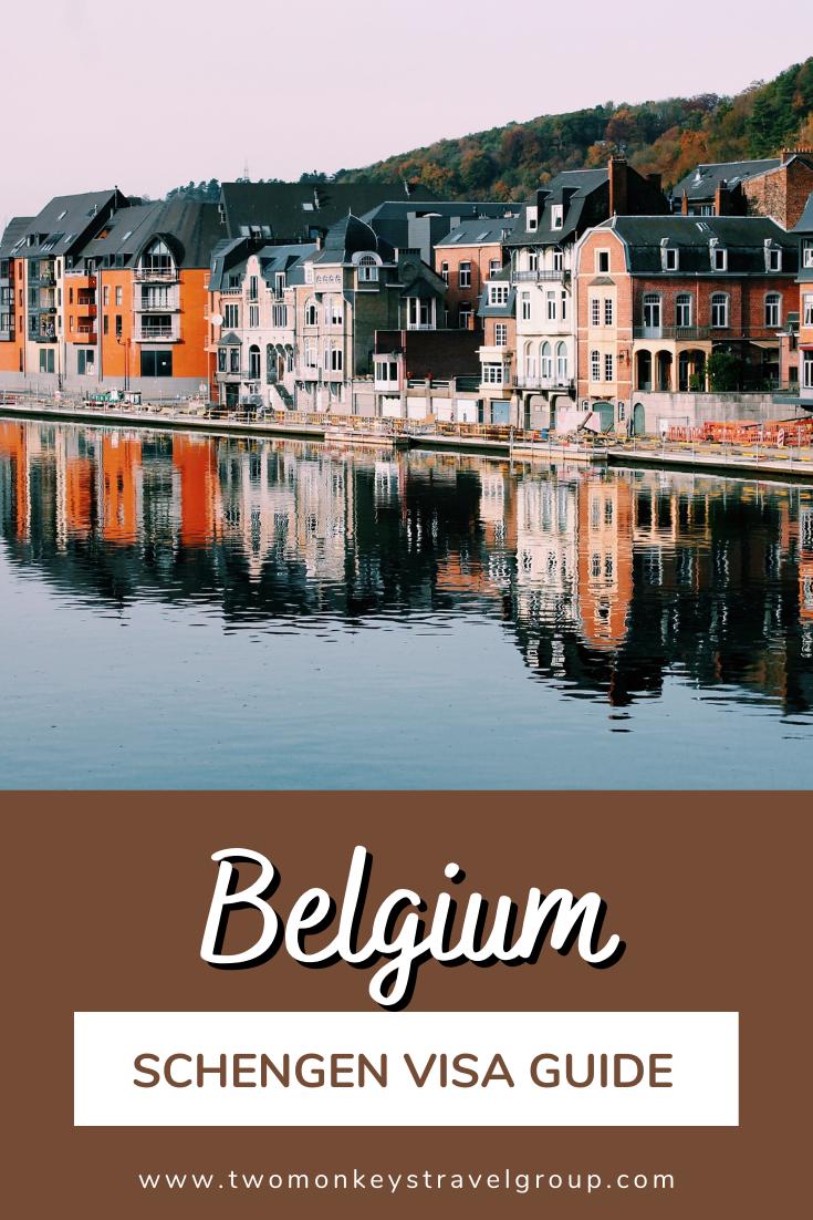 How to Apply for a Schengen Belgium Visa for Filipinos