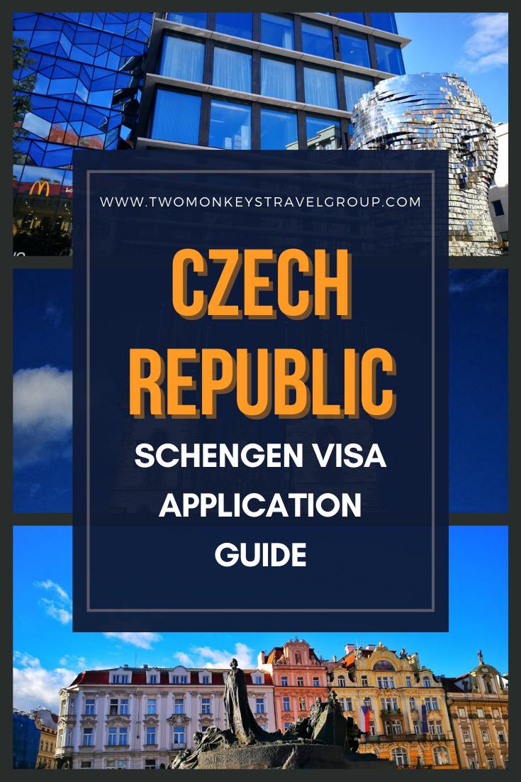 How to Apply for a Schengen Czech Republic Visa for Filipinos