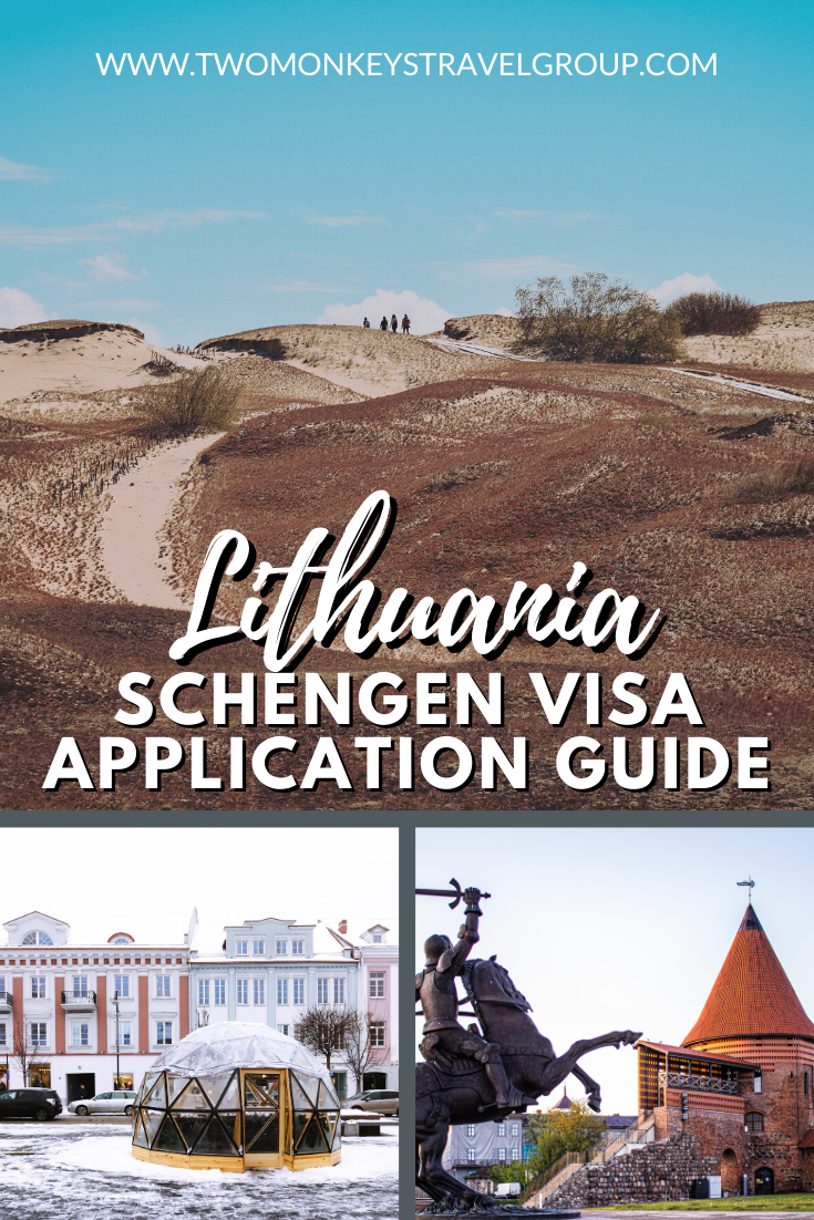 How to Apply for a Schengen Lithuania Visa for Filipinos