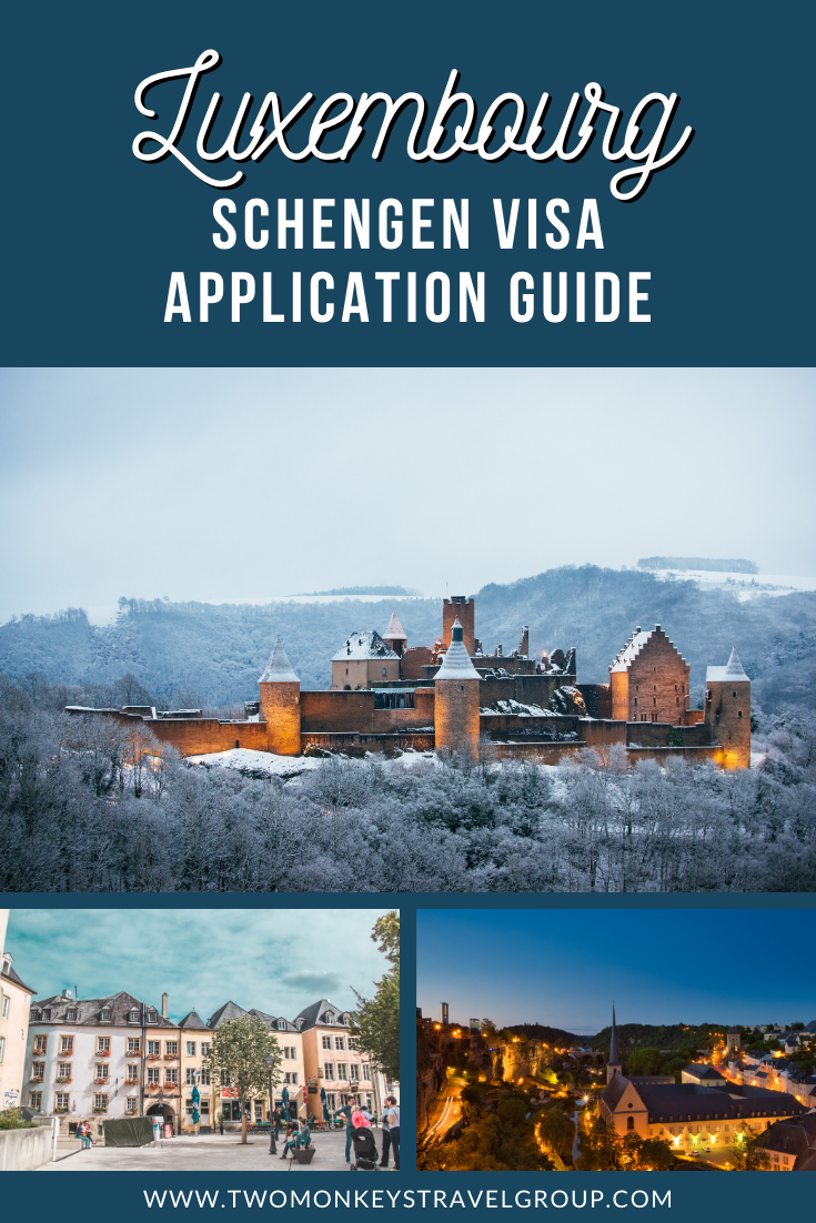 How to Apply for a Schengen Luxembourg Visa for Filipinos