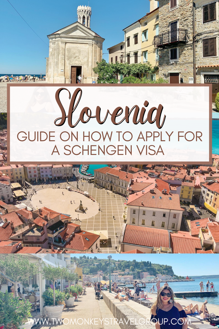 How to Apply for a Schengen Slovenia Visa for Filipinos