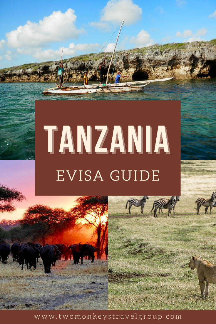 How to Get a Tanzania EVisa for Filipinos and Other Nationalities