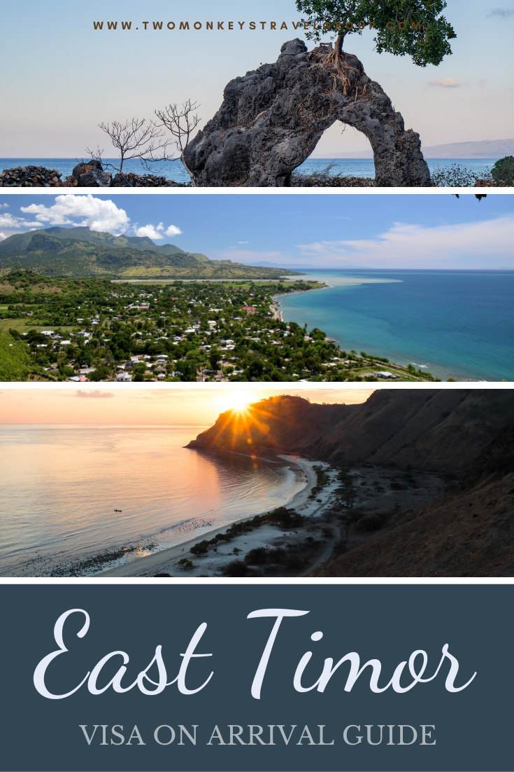 How to Get an East Timor Visa on Arrival for Philippine Passport Holders