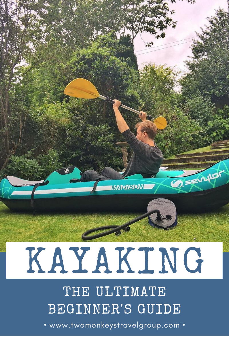 How to Kayak The Ultimate Beginner's Guide to Kayaking