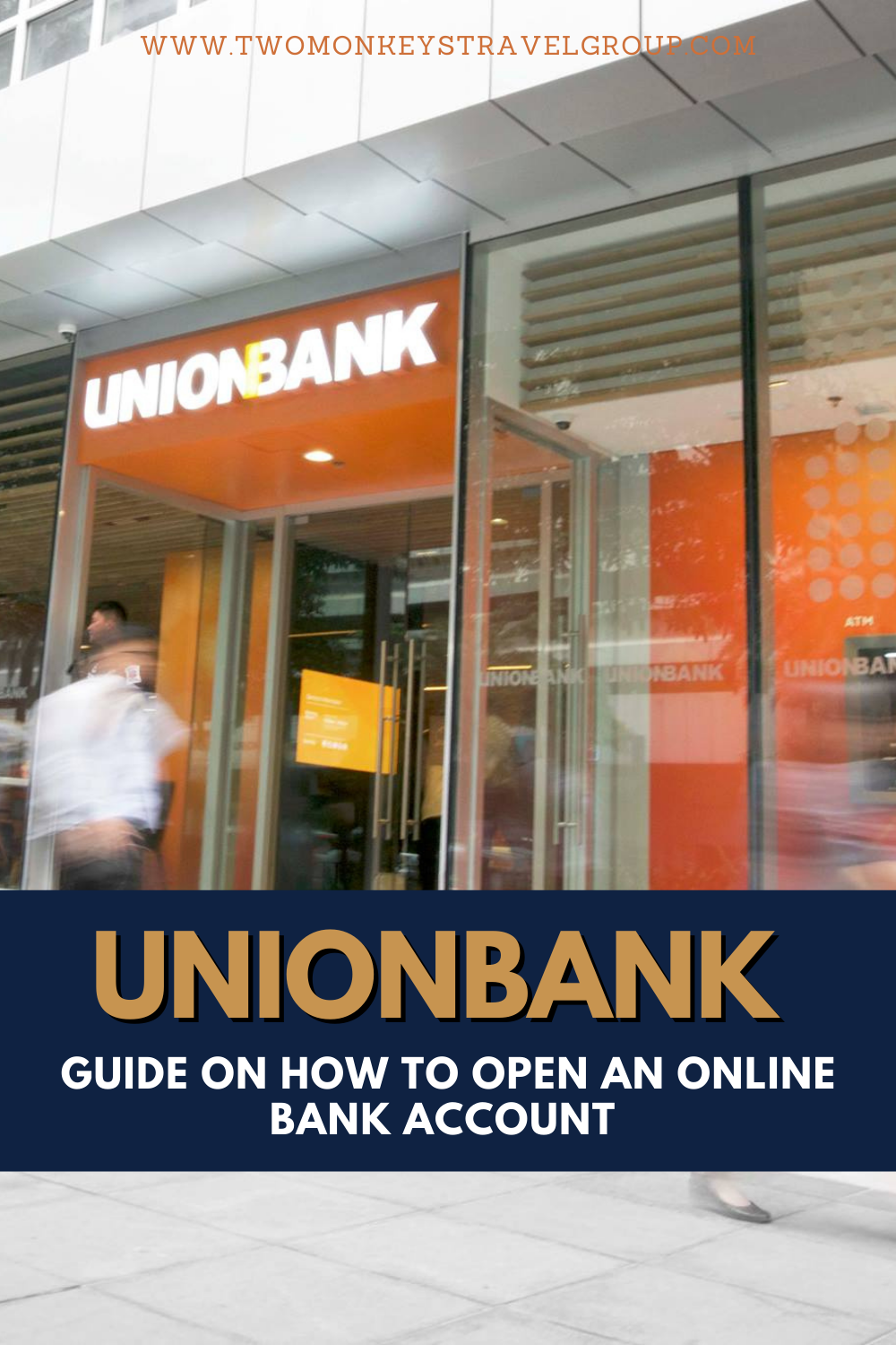 How to Open a UnionBank Account Online Bank Account with No Initial Deposit