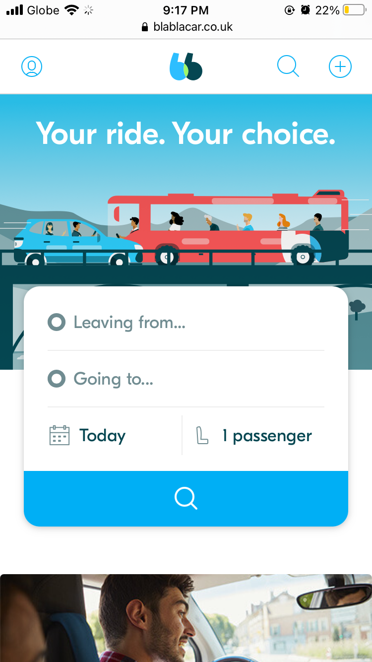 How to Use BlaBlaCar When Traveling Around Europe 09