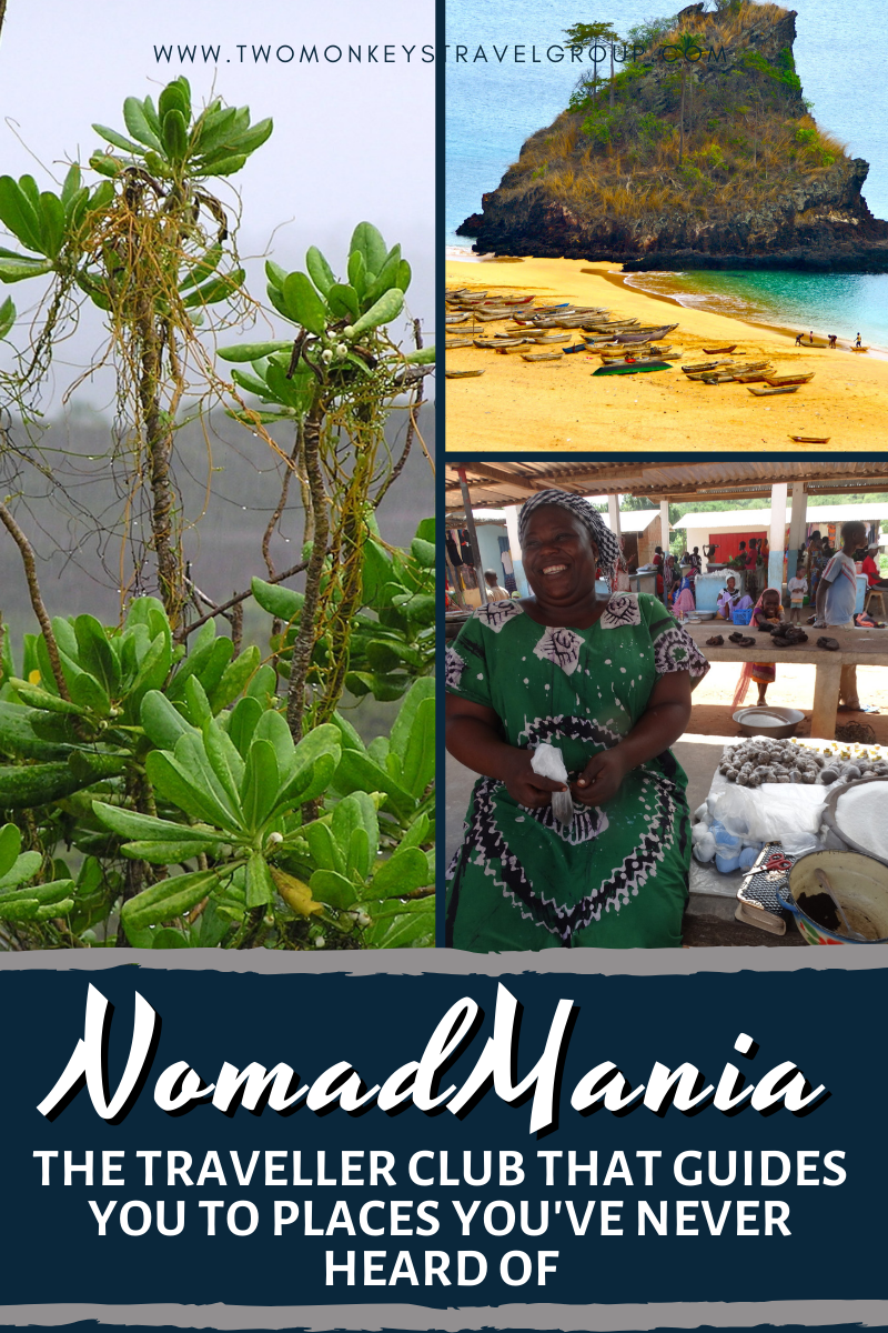 NomadMania The Traveller Club That Guides You To Places You've Never Heard Of