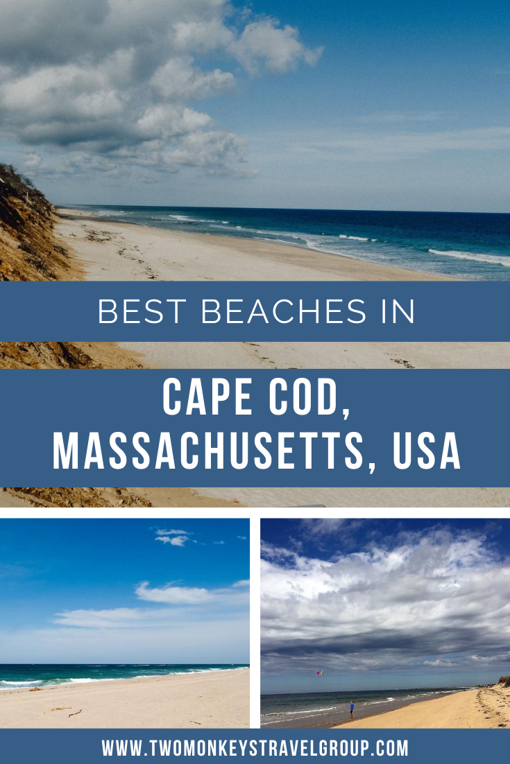 The Best Beaches in Cape Cod, Massachusetts, USA