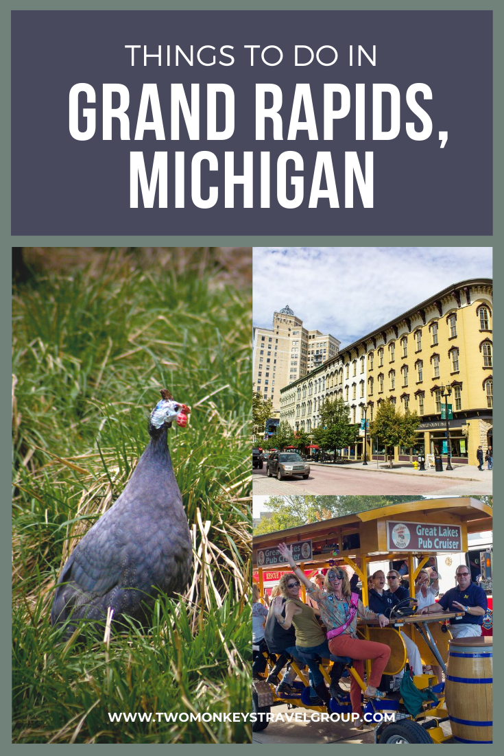 Things To Do in Grand Rapids, Michigan [Weekend DIY Itinerary to Grand Rapids]